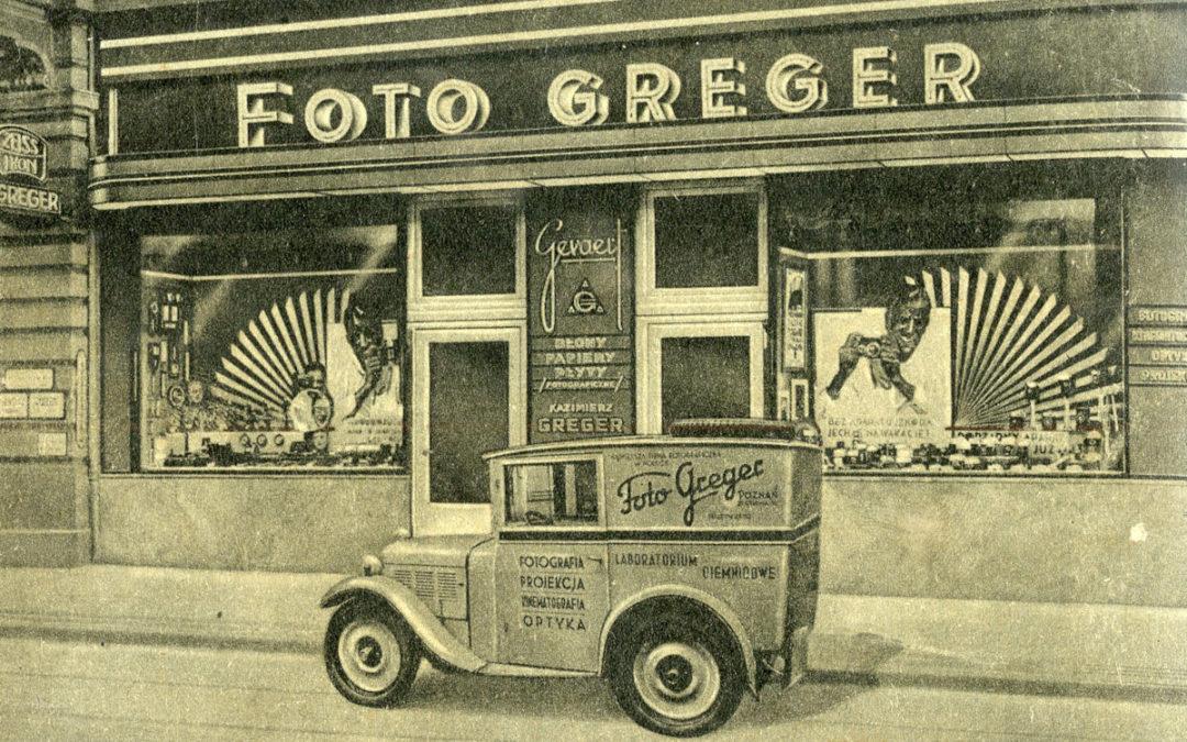 O dwóch Kazikach, co robili zdjęcia, czyli historia Foto-Gregera