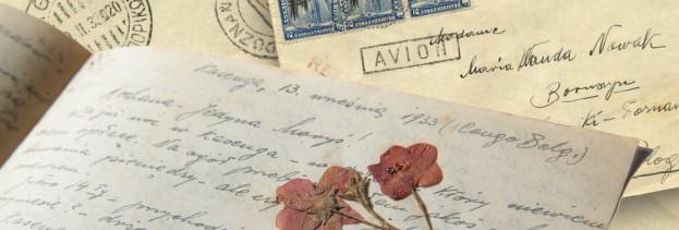 Listy z Afryki do żony